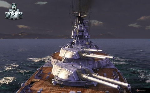 World of Warships - World of Warships embarque en bêta ouverte