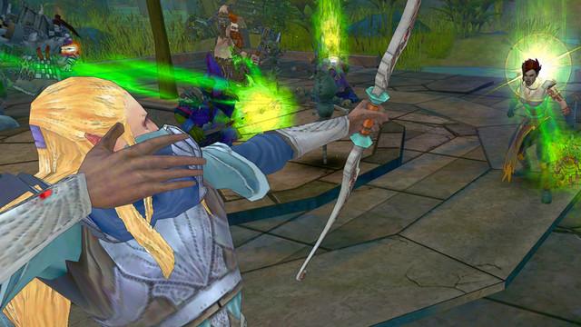 Images de Warhammer Online Wrath of Heroes
