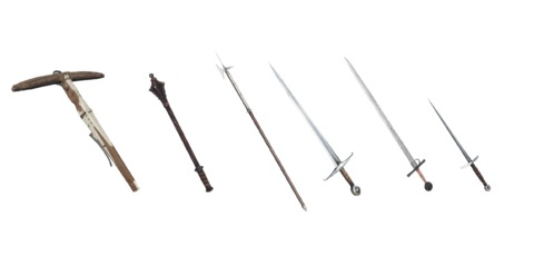 Armes des Chevaliers Hospitaliers