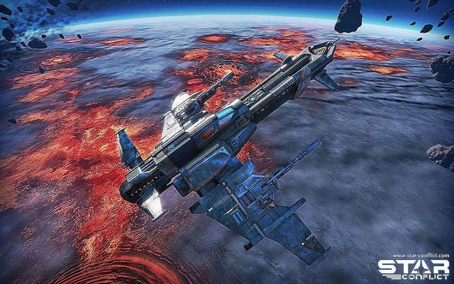 Images de Star Conflict