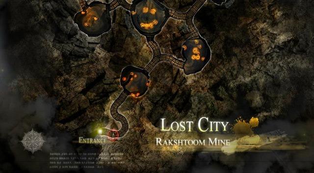Les mines Rakshtoom
