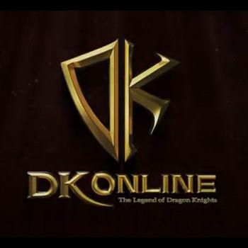 Logo de DK Online