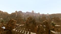 Cité en ruines de Shaqqara