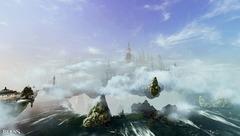 La cité sur la mer