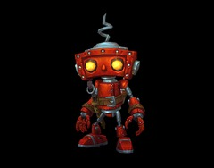 Familier : Bad Robot