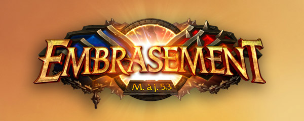 Patch 5.3: Embrasement
