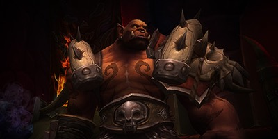 Artwork Garrosh Hurlenfer
