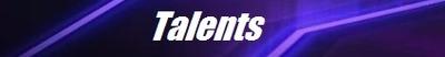 Bannière talents