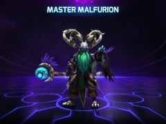 Malfurion - L'apparence maître