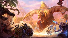 Heroes of the Storm revisite l'Égypte antique