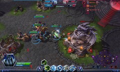 Blizzard ralentit l'exploitation d'Heroes of the Storm