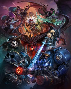 Blizzard esquisse le contenu de Heroes of the Storm