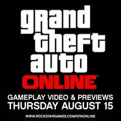 RockStar annonce(ra) Grand Theft Auto Online