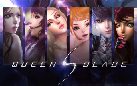 Queens Blade - Le MMO « adulte » Queens Blade s'annonce en Occident