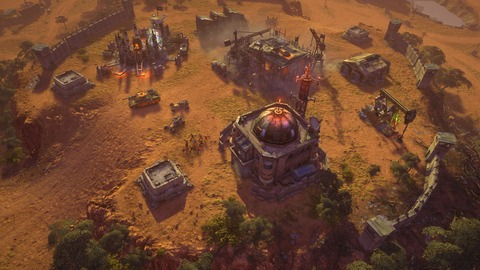 Command and Conquer - Annulation de Command & Conquer, fermeture du studio Victory Games
