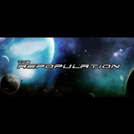 Logo de The Repopulation
