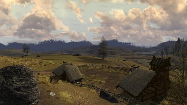 Paysage du Rohan