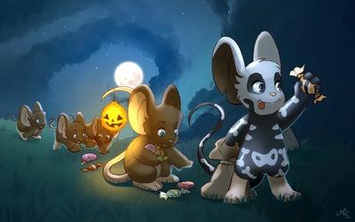Wallpaper Halloween