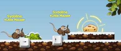 Mode de jeu souris