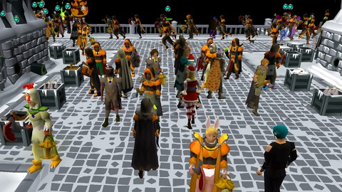 RuneScape - Old School RuneScape est disponible sur mobile