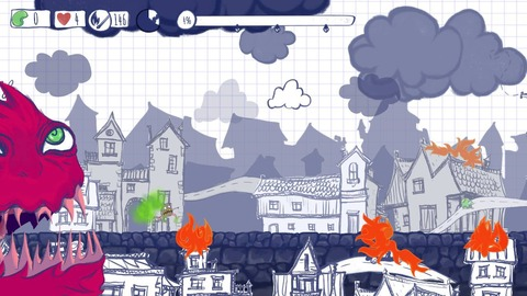 Escape Doodland - Test de Escape Doodland - Fart for your life