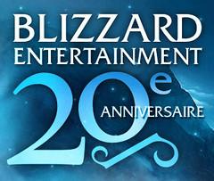 20 ans de Blizzard