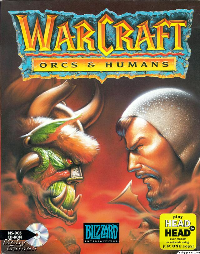 Warcraft 1: Orcs and Humans