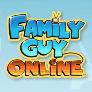 Logo de Family Guy Online