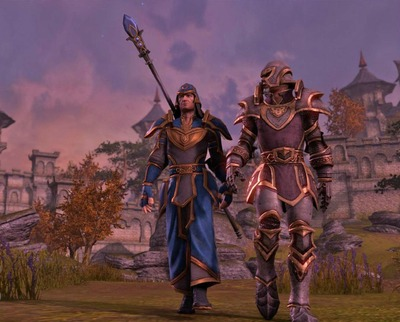 Capture d'écran officielle Elder Scrolls Online
