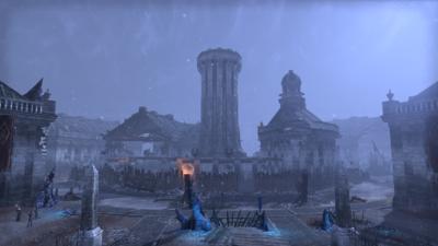 La garnison symbolise l'héroïsme des Impériaux dans le Quartier des Nobles