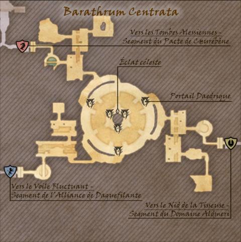 Barathrum Centrata, cœur des égouts