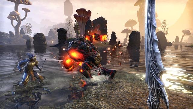 TESO Morrowind Hive Gotham