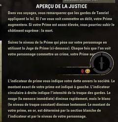 système justice