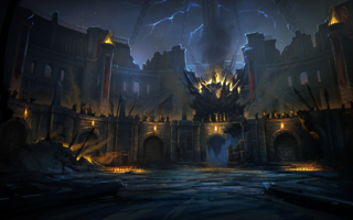 Cité impériale : District de l'arène