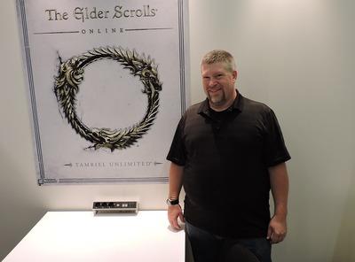 Matt Firor à la GamesCon 2015