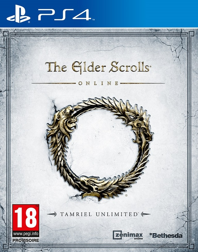 ESO: Tamriel Unchained sur PS4