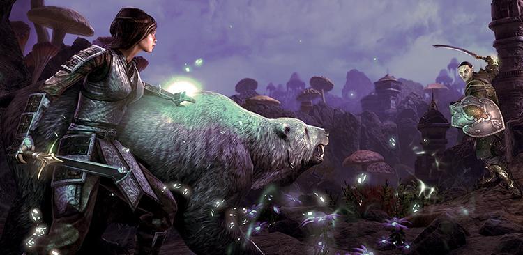 Morrowind - le Gardien