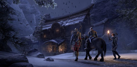The Elder Scrolls Online - Petit guide de Greymoor