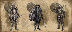 The Elder Scrolls Online exhibe ses armures