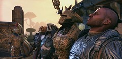 Trailer de gameplay de The Elder Scrolls Online : Morrowind