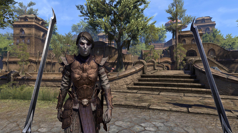 TESO Morrowind Balmora