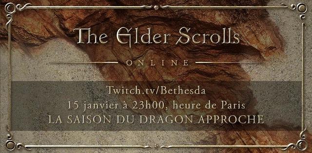 The Elder Scrolls Online - Un indice concernant le futur de TESO ?