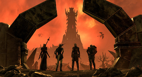 The Elder Scrolls Online - Preview de Blackwood
