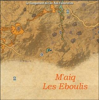 m'aiq - eboulis