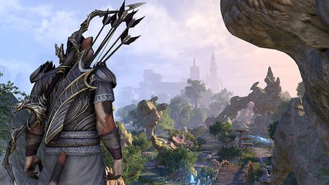 The Elder Scrolls Online - Guide de voyage dans le Couchant