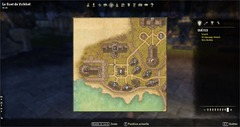 La carte du Guet de Vulkhel, en Auridia