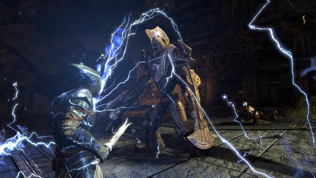 TESO Morrowind Centurion