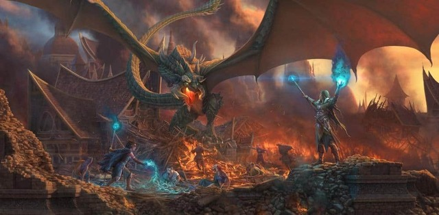 Image de The Elder Scrolls Online