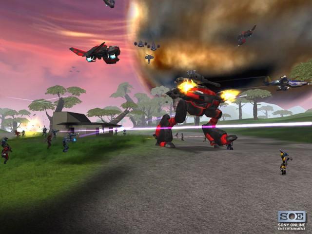 BFR Terran, ou machine surpuissante de combat, comme vous préférez.
