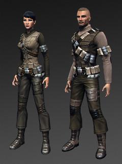 tenues mercenaires aout